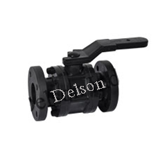 3-Piece-Flanged-Ball-Valve